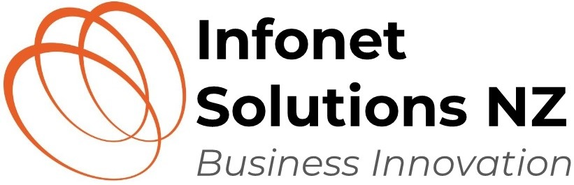 Infonet Solutions NZ Ltd. - Google LOGO
